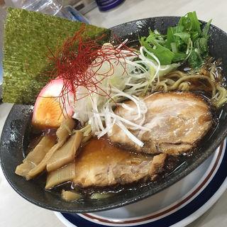 中華そば 玉子入り(麺Dining空)