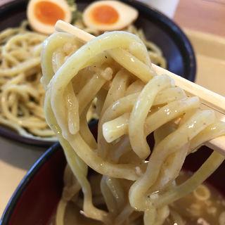 魚介醤油煮卵つけめん(潤や )