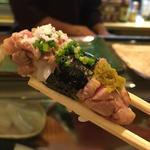 大トロ 炙り(たく海 )