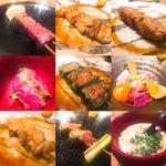 特選コース 特上焼物6品/お刺身/雑炊