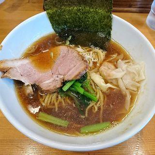 醤油ラーメン(桃李路 )