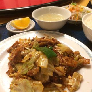 回鍋肉(外苑飯店 (ガイエンハンテン))