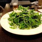 ルコラとパルミジャーノのサラダ