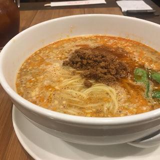 一番人気 四川担担麺(頤和園 溜池山王店 (イワエン))