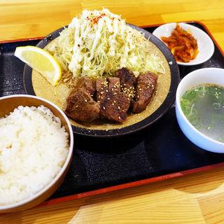 ヘレステーキ定食Mサイズ(120g)(かど家 )