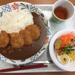 ロースカツカレーライスL(神戸大学生協 医学部医学科 食堂 )