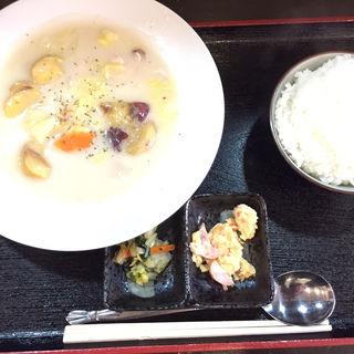 日替り定食(味工房たきもと)
