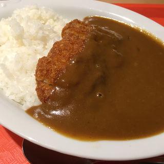 カツカレー(カーリーちゃんカレー 刈谷ハイウェイオアシス店 )