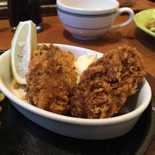 カキフライ(ブロンコビリー 武石インター店 )