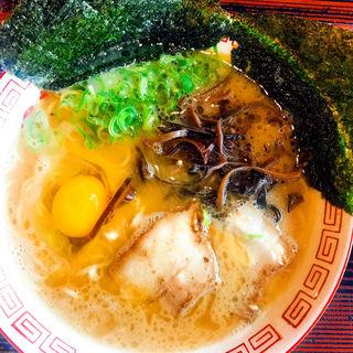 生卵海苔ラーメン(こだいこ)