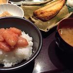 日替り定食(日替りの魚)
