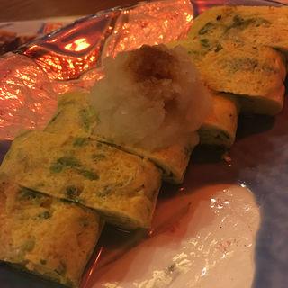 厚焼き玉子(磯丸水産 六本木店 )