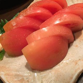 冷やしトマト(六本木 串むら (くしむら))