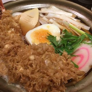 鍋焼きうどん(大野屋元代々木町店)