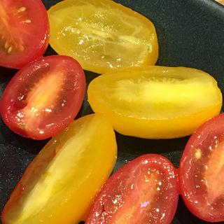 トマトのサラダ  50g(ディキシーデリ 東急プラザ銀座店)