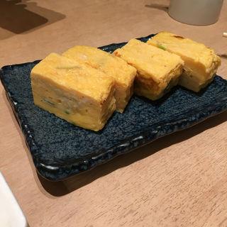 特製玉子焼 4個(築地すし好 中目黒店 (ナカメグロテン))