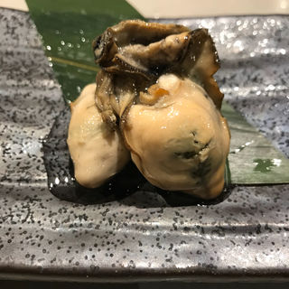 カキの燻製マリネ(猿兵衛 赤坂店 )