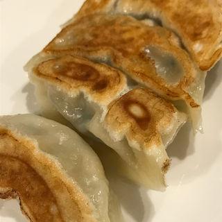 ラム肉入り焼き餃子(味坊 (アジボウ))