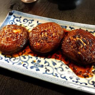 生椎茸のゆずこしょう焼(壇太)