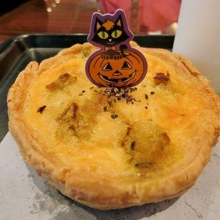 栗かぼちゃのグラタンキッシュ(ル パン ドゥ ジョエル・ロブション ニュウマン新宿店 )