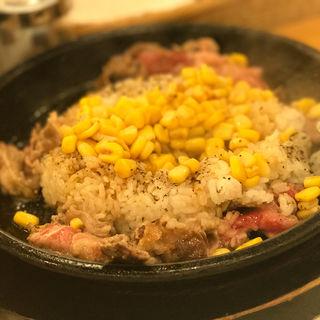 ペッパーライス(ペッパーランチ 東新宿店 (Pepper Lunch))