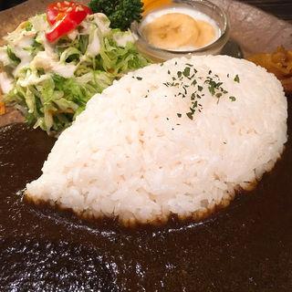 100時間カレー(Cafe 婆沙羅 うさぎ堂 (バサラ))