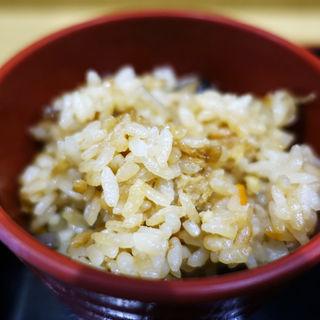 かやくご飯(単品)(うどん和匠 )