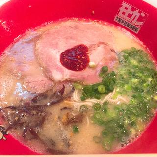 ラーメンセット(味壱家 (モヒカンらーめん))