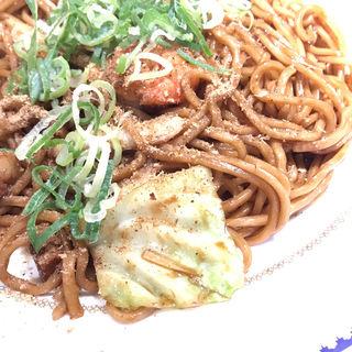 昔ながらのソース焼き麺(YakisoBaL wy )