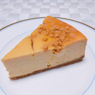 キャラメルチーズケーキ(さらさ御供焼菓子工房 )