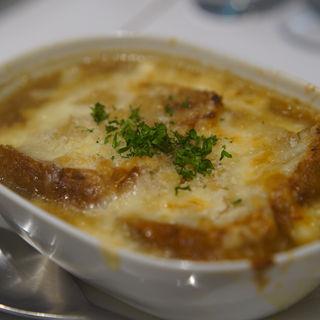オニオンスープ(egg 東京)