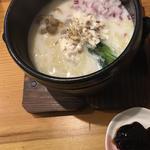 ぷるっと醤油(鯛ラーメン 銀次、ぷるっと。)