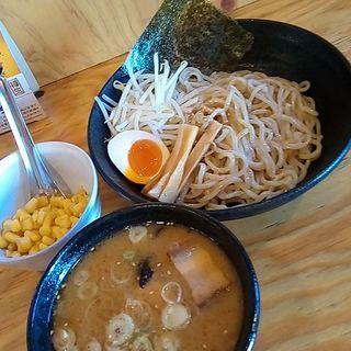 味噌つけ麺(小盛)(究極のにぼし味噌らーめん 人間ばんざい)