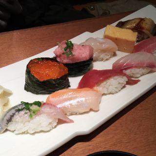 椿(握り)(魚がし日本一 川崎店)