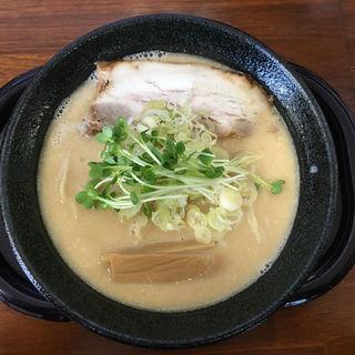 特濃ラーメン醤油(鳥見本 (トミモト))