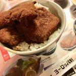 カツ丼(敦賀ヨーロッパ軒本店)