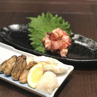 牡蠣一夜干し(浅草銀鯱 PARCO_ya 店)