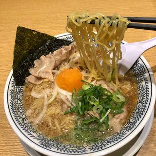 肉そば(丸源ラーメン 高石店 )