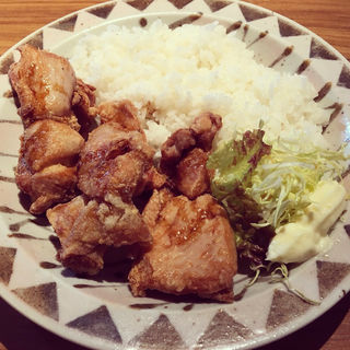 ザンギプレート(鶏Jun)