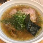 醤油(大阪麺哲 (メンテツ))
