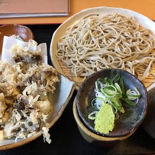 ざるそば(そば哲 本店 )