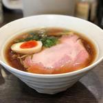 名古屋コーチン丸鶏100%中華そば