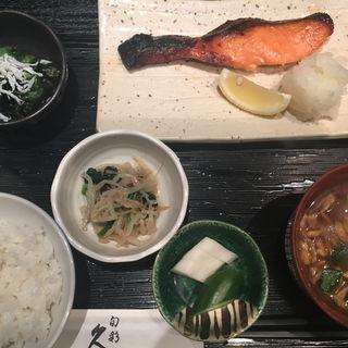 鮭の西京焼(旬彩 久 )