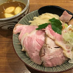 特選スパイシーチキン咖喱つけ麺(麺屋 NOROMA (ノロマ))