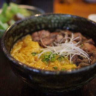 炭火焼親子丼(ぼんぼり)