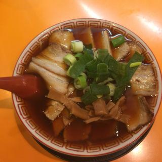 チャーシュー麺(並)(中華そば 麺屋7.5Hz 若江岩田店 (7.5ヘルツ))