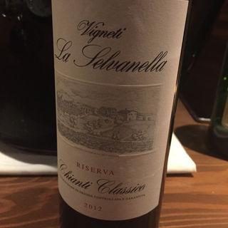 Chianti Classico Riserva Vigneti La Selvanella 2012(Wine & Bar Oka)