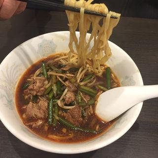 担々麺(蘇州 )