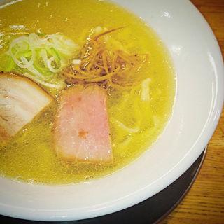 塩らーめん(麺や七彩)