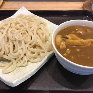 カレー汁 大盛(手打ち元祖武蔵野うどん 幸)